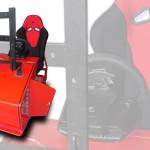 Simulador de carro Drive Seat 425 con programa de Simulación Driver Test