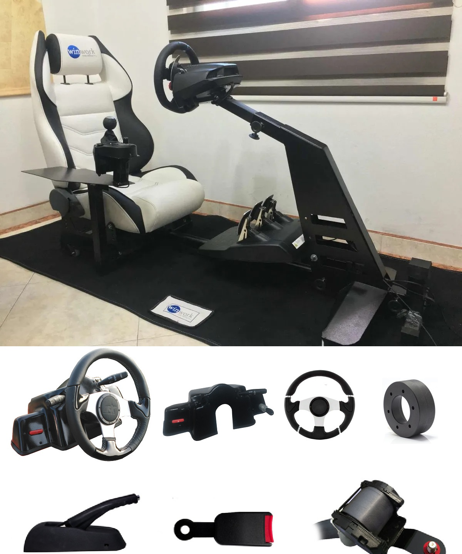 Simulador de conducción y manejo Colombia