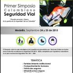 Primer Simposio Colombiano sobre Seguridad Vial