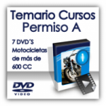 DVDs motocicleta